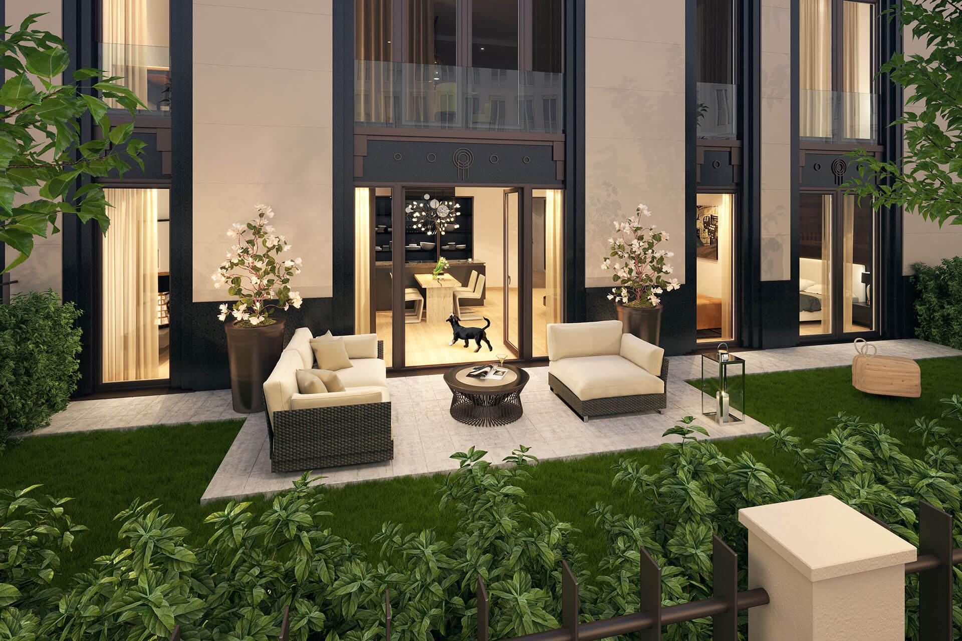 ludwig | urban living | das ludwig - Wohnung Design